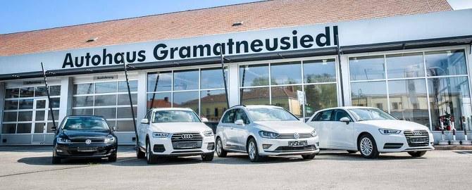Autohaus Gramatneusiedl